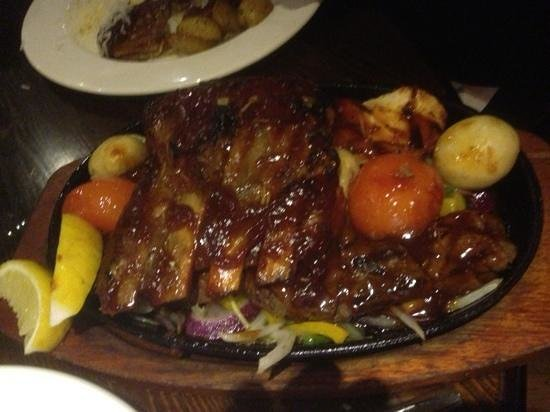 Figaro's: meat for two