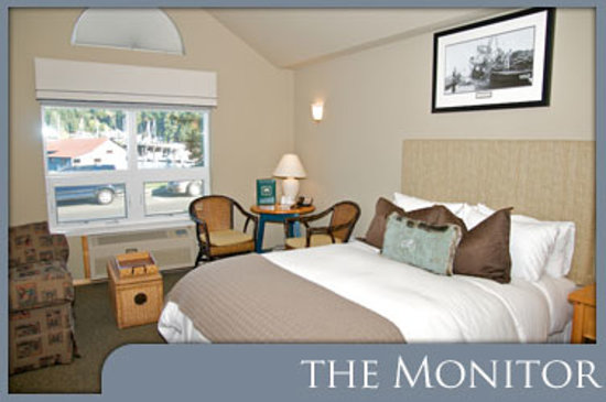 Maritime Inn: The Monitor Room