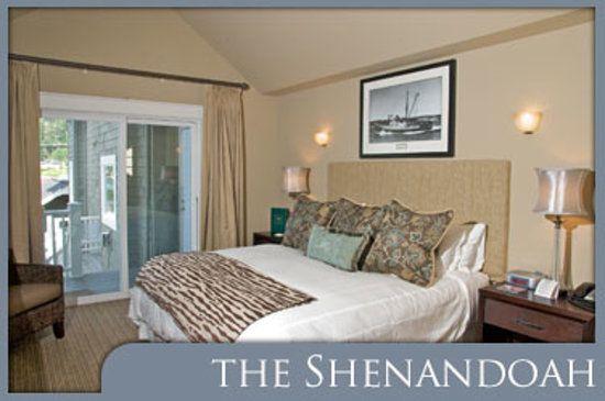 Maritime Inn: The Shenandoah Room