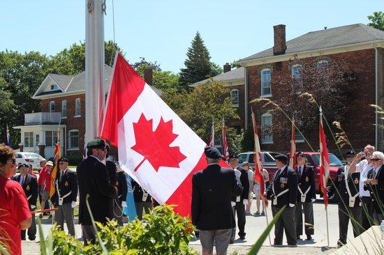 Millhollow Bed & Breakfast: Canada Day