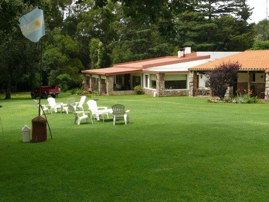 San Clemente, Αργεντινή: Comedor y salón de estar