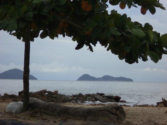 Praia de Maresias: Un entorno espectacular