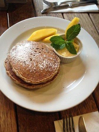 Morri Street Cafe: pancakes
