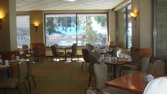 Resort at Squaw Creek: restaurant