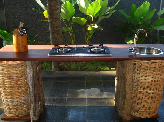 Mango Tree Villas: Villa Gecko. One Bedroom Pool Villa, kitchenette