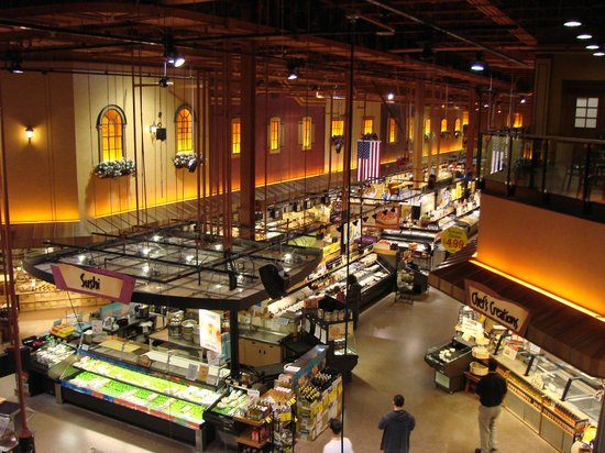Wegmans Market Cafe And Seafood Bar Fredericksburg