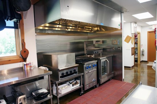 Terrapin Peak Lodge Commercial grade kitchen with Personal Chef ...
