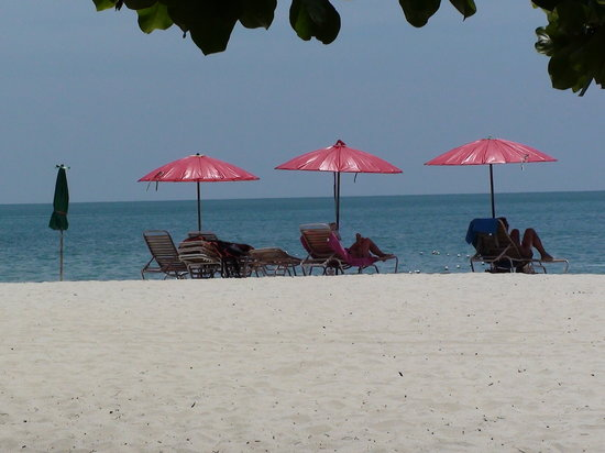 Langkawi District, Malasia: playa langkawi, malasia