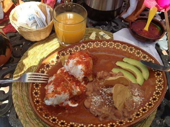 Los desayunos son deliciosos picture of la casa en el bosque patzcuaro tripadvisor - Desayunos en casa ...