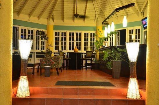 Mystic Ridge Resort: Reception/Lobby