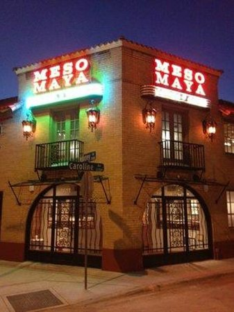 Photo of Mexican Restaurant Meso Maya at 1611 Mckinney Ave, Dallas, TX 75202, United States
