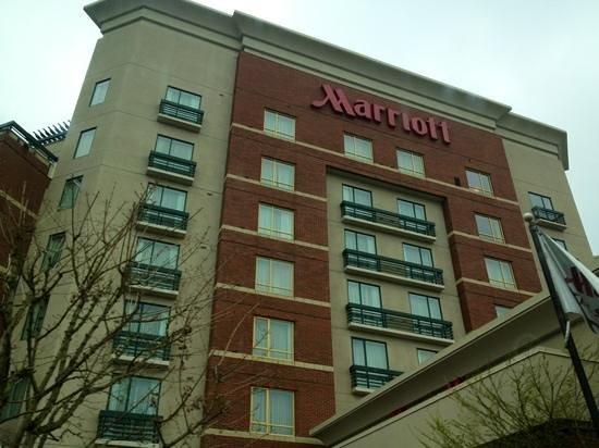 Seattle Marriott Redmond: facade