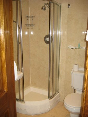 Scholars Townhouse Hotel: bathroom