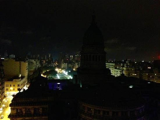 Uno Buenos Aires Suites: Vista do terraço do Uno Suítes