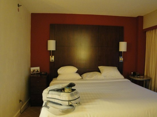 Residence Inn Chicago Downtown/Magnificent Mile : Bed