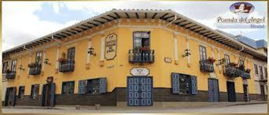 Hostal Posada Del Angel Hotel Cuenca Ecuador