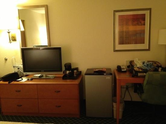 Fairfield Inn & Suites Burley: room