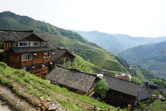 Ping'an Village: village