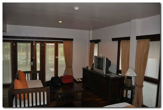 Phowadol Resort and Spa: Chambre