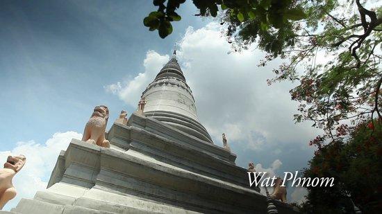 Sunway Hotel Phnom Penh: Wat Phnom