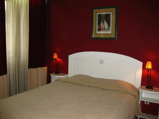Deluxe Double Room at Hotel Orts