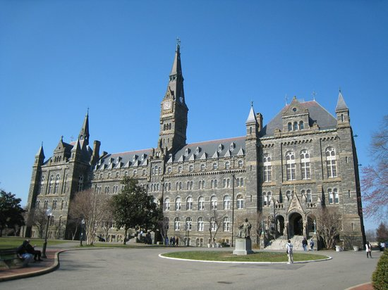 Georgetown University: Healy Hall