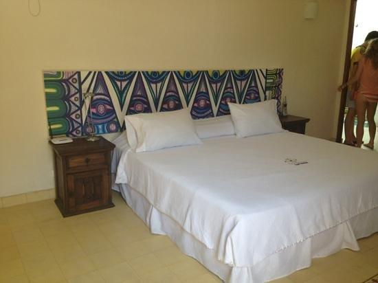 Casa Bustamante Hotel Boutique : double room