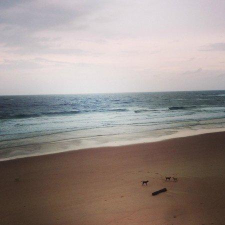 Bamboozi Beach Lodge: better off sleeping on the beach