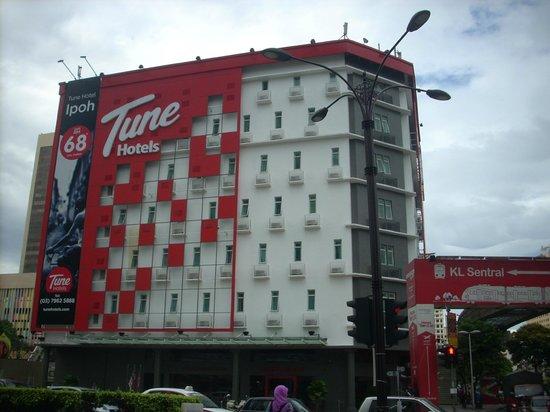 Tune Hotel Kuala Lumpur: hotel