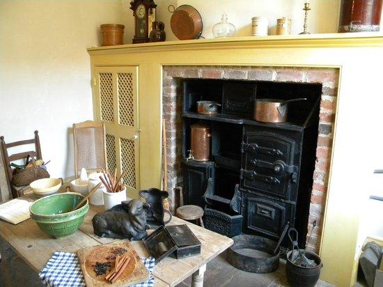 Gallier House: Kitchen