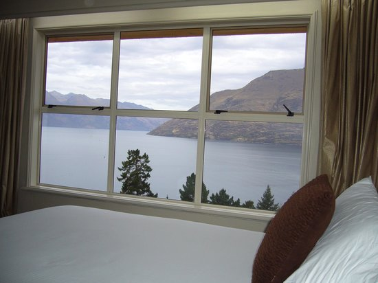 Mercure Resort Queenstown: What a view to wake up every morning