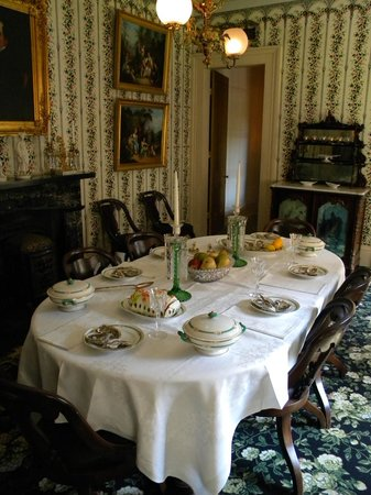 Gallier House: Dining Room