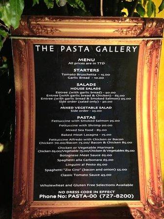 pasta gallery