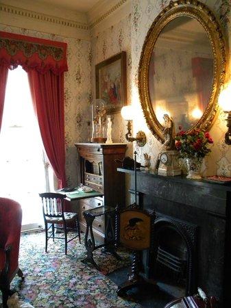 Gallier House: Living Room