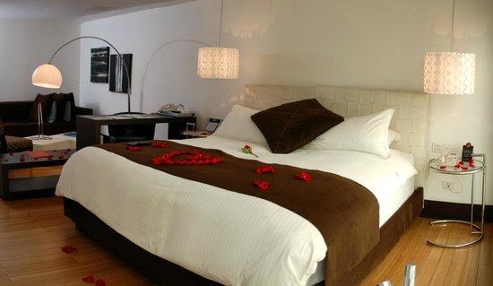 Le Parc Hotel: Suite