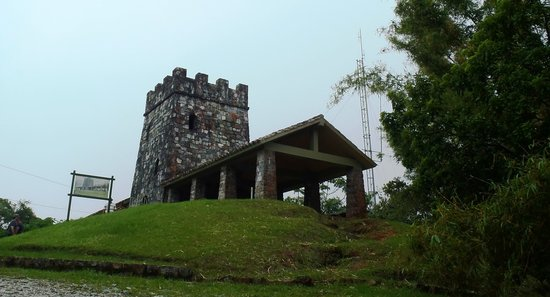 Maricao State Forest, P.R. Torre de Piedra (Tower of Stone)
