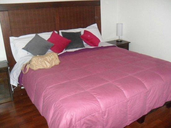 Santiago Apartamentos Centro: Quarto