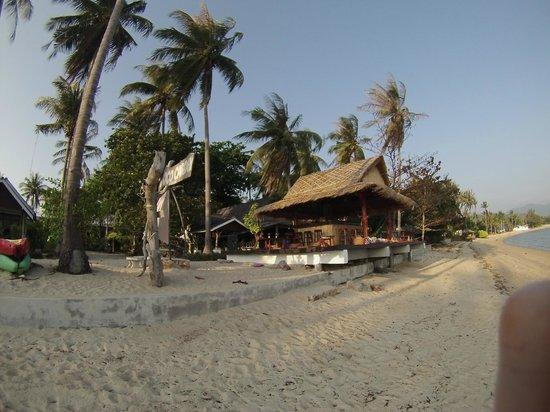Coco Garden Resort: coco gardens - bar