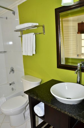 Mystic Ridge Resort: Bathroom