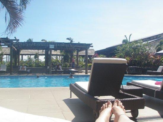 Tanoa Tusitala Hotel: Pool Area