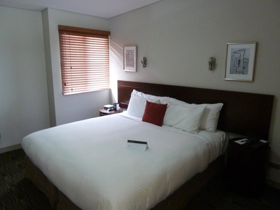 Balgownie Estate Vineyard Resort & Spa : Bed