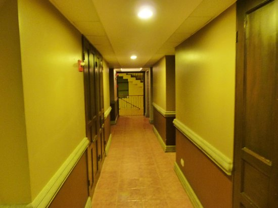 Hotel Presidente: Couloir