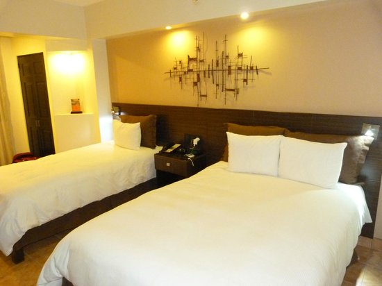 Hotel Presidente: Chambre