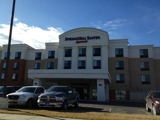 SpringHill Suites Billings: facade