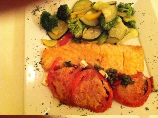 Bongiorno: Baked Salmon Alforno
