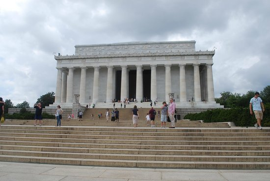 One Washington Circle Hotel: Lincoln Memorial