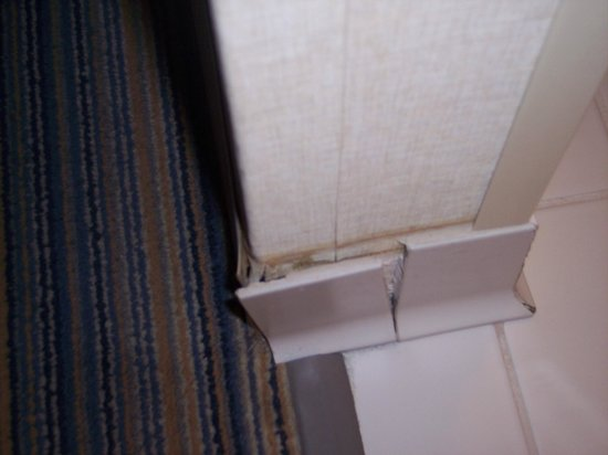 Four Points by Sheraton Ventura Harbor: Room 104: Loose Molding Tiles