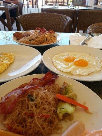 The ONE Legian: delicious breakfast