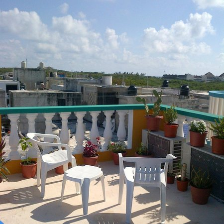 Casa Zuzy Apartments : Rooftop terrace