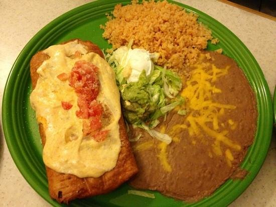 Guadalajara: mixed seafood